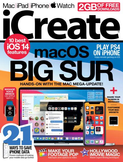 iCreate August 13, 2020 00:00