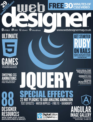 Web Designer Issue 233