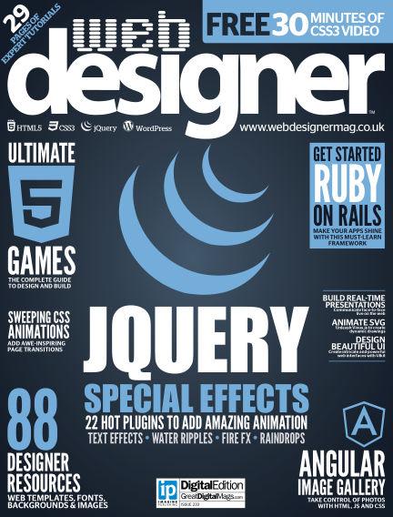 Web Designer March 05, 2015 00:00