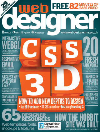 Web Designer Issue 232