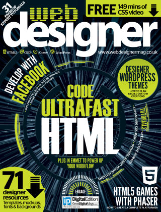 Web Designer Issue 230
