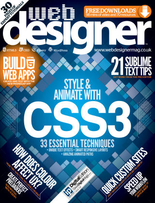 Web Designer Issue 228