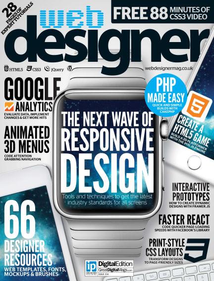 Web Designer April 02, 2015 00:00
