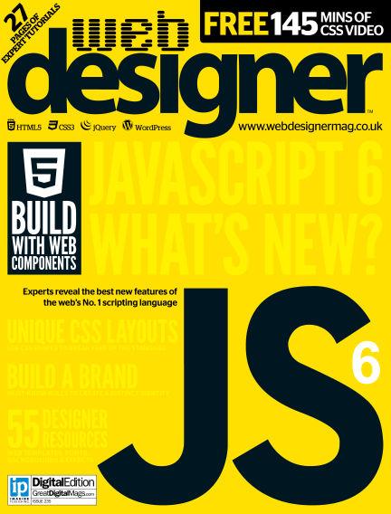 Web Designer April 30, 2015 00:00