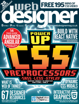 Web Designer Issue 236