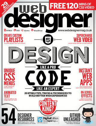Web Designer Issue 237