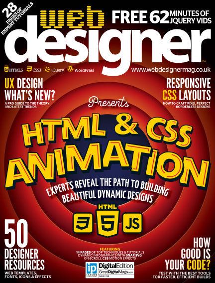 Web Designer July 23, 2015 00:00