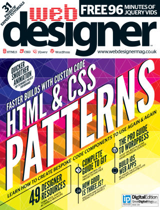 Web Designer Issue 239