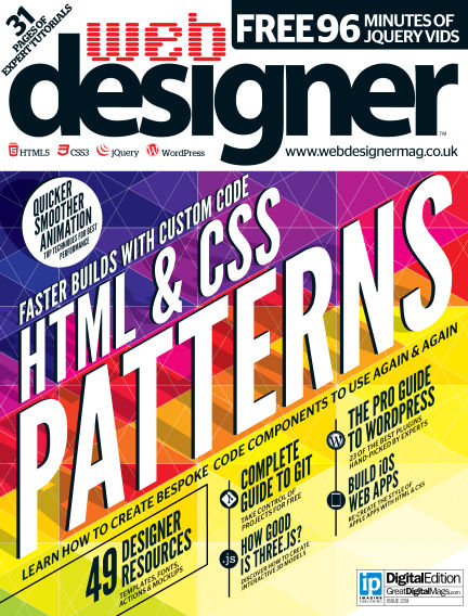 Web Designer August 20, 2015 00:00