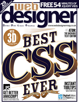 Web Designer Issue 240