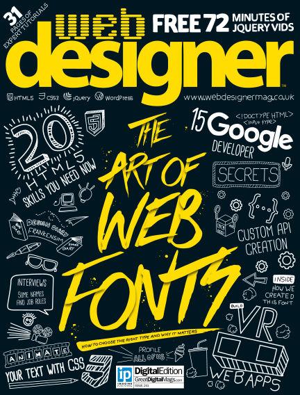 Web Designer October 15, 2015 00:00