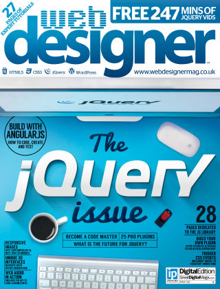 Web Designer Issue 242