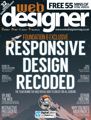 Web Designer Issue 243