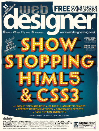 Web Designer Issue 246
