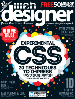 Web Designer Issue 248