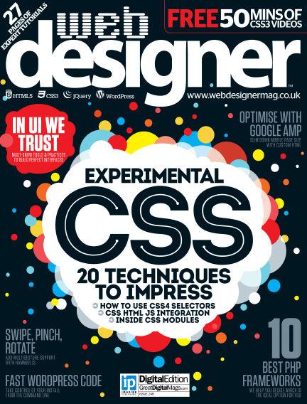 Web Designer April 28, 2016 00:00