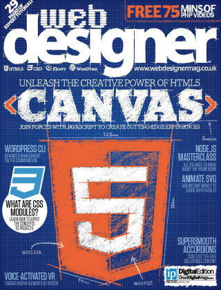 Web Designer Issue 249