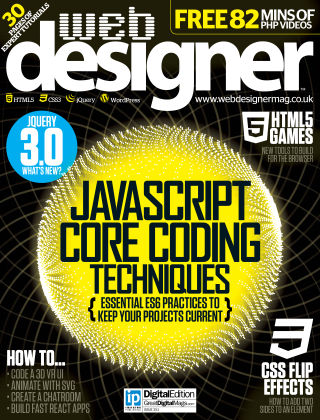 Web Designer Issue 251