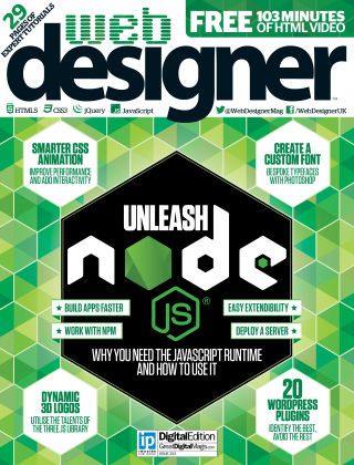 Web Designer Issue 253