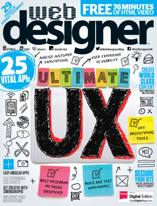 Web Designer Issue 255