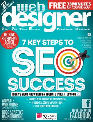 Web Designer Issue 256