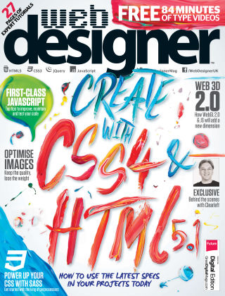 Web Designer Issue 258