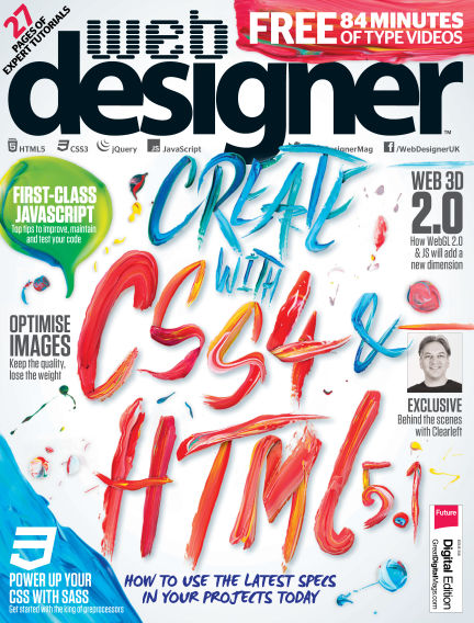 Web Designer February 02, 2017 00:00