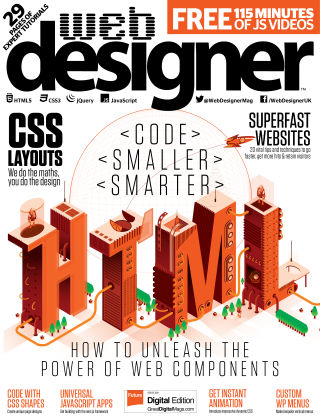 Web Designer Issue 259