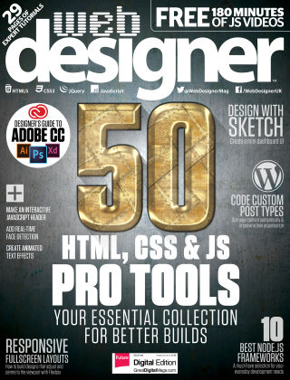 Web Designer Issue 260