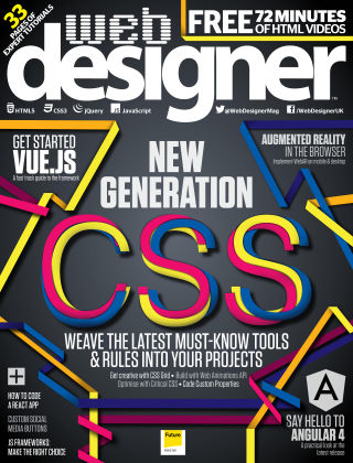 Web Designer Issue 262