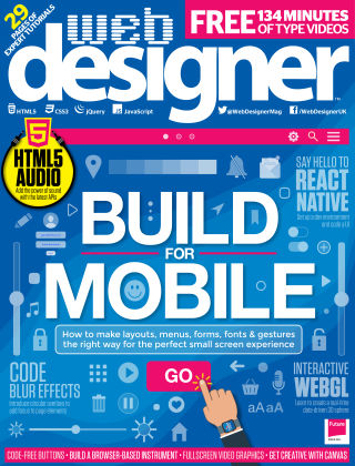 Web Designer Issue 263