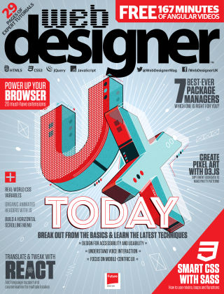 Web Designer Issue 264
