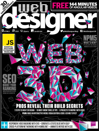 Web Designer Issue 265