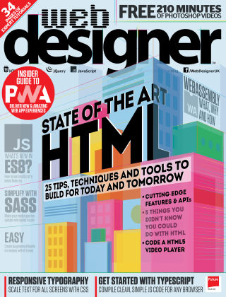 Web Designer Issue 266