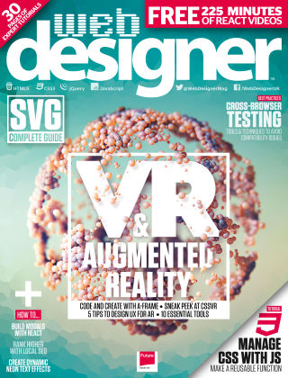 Web Designer Issue 267
