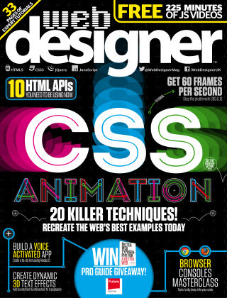 Web Designer Issue 268