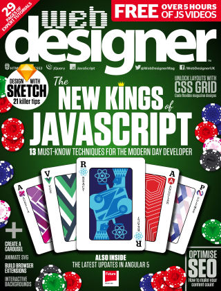 Web Designer Issue 269