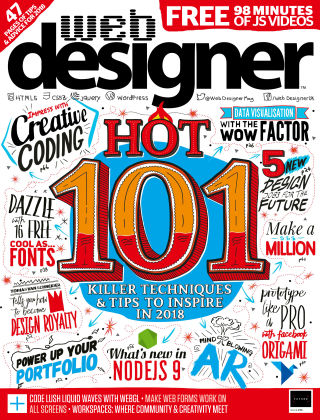 Web Designer Issue 270
