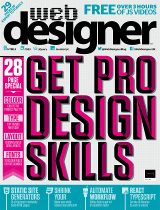 Web Designer Issue 271