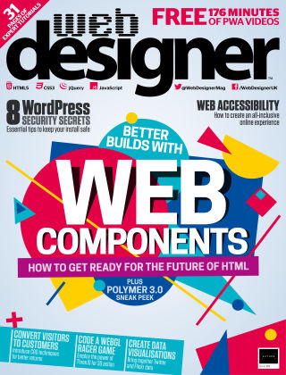 Web Designer Issue 272