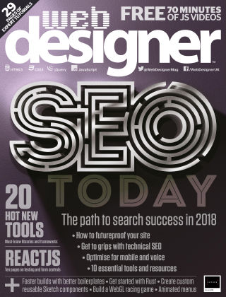 Web Designer Issue 273
