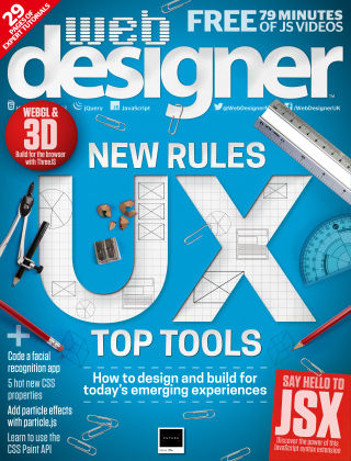 Web Designer Issue 274
