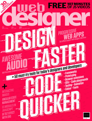 Web Designer Issue 275