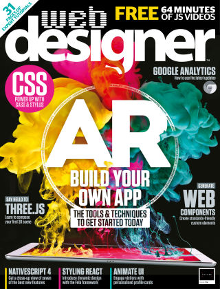 Web Designer Issue 276