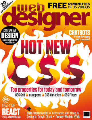Web Designer Issue 277