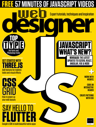 Web Designer Issue 278