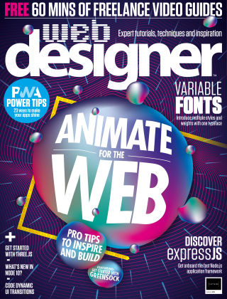 Web Designer Issue 279