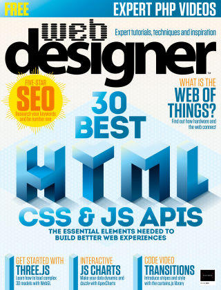 Web Designer Issue 280