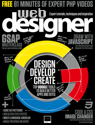Web Designer Issue 281
