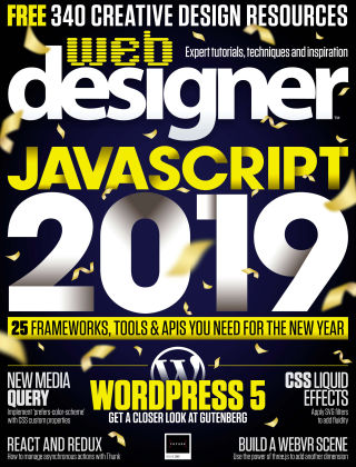 Web Designer Issue 283